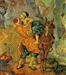 Van Gogh (el buen samaritano)